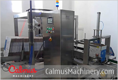 Carton Erector of China Bag-in-Box Packaging Line