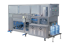 Water Bottling Machine B5G-200BPH