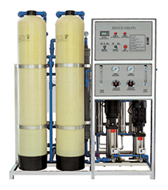 Water Filtration System BROCII-700LPH